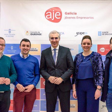 Premios AJE Galicia en Ourense II