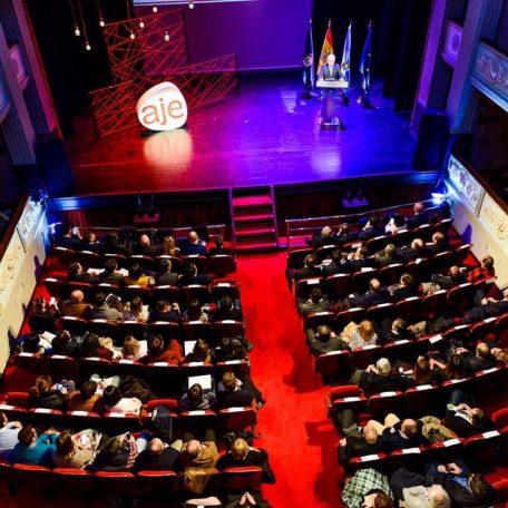 Premios AJE Galicia en Ourense
