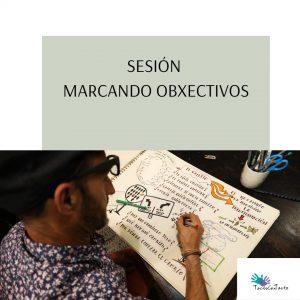 SESIÓN MARCANDO OBXETIVOS